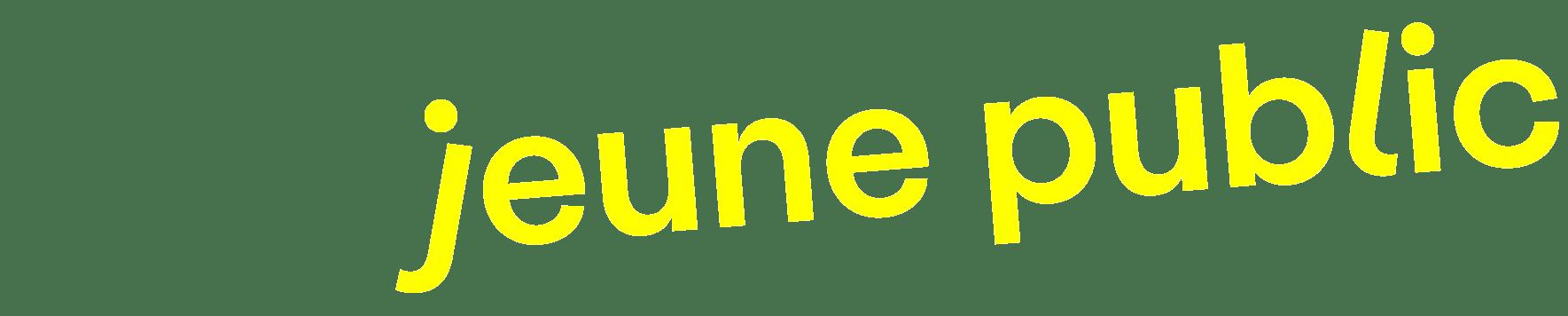 Turbulences, Festival international Jeune Public